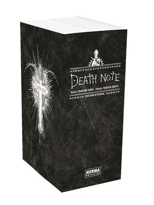 DEATH NOTE. EDICION INTEGRAL