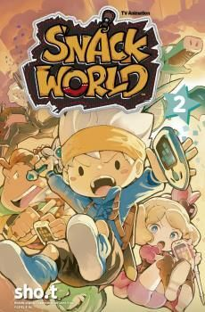 THE SNACK WORLD TV ANIMATION 02