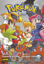 POKEMON 23. PLATINO 2