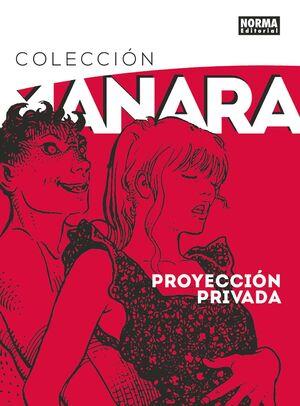 COLECCION MILO MANARA 9. PROYECCION PRIVADA