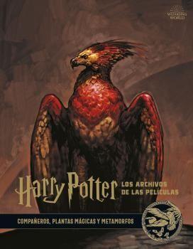 HARRY POTTER: LOS ARCHIVOS DE LAS PELICULAS 5. COMPAÑEROS, PLANTAS MAGICAS Y MET