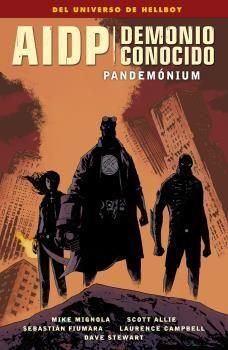 AIDP 34. DEMONIO CONOCIDO 2: PANDEMONIUM