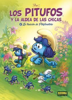 LOS PITUFOS Y LA ALDEA DE LAS CHICAS 2. LA TRAICION DE PITUFIRRETOÑO