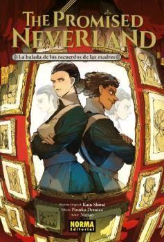 THE PROMISED NEVERLAND BALADA DE LOS RECUERDOS DE LAS MADRES (NOV