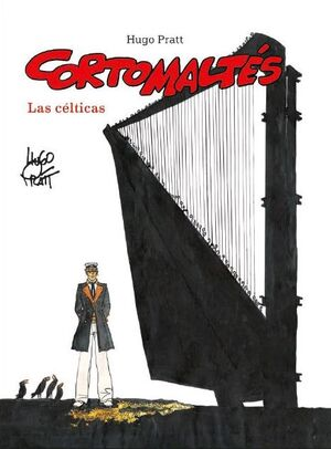 CORTO MALTES. LAS CELTICAS (COLOR)