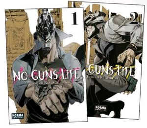 PACK INICIACION NO GUNS LIFE 1+2