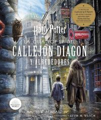 HARRY POTTER: LA GUIA POP-UP DEL CALLEJON DIAGON