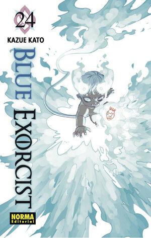 BLUE EXORCIST 24