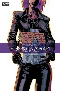 THE UMBRELLA ACADEMY 3-C