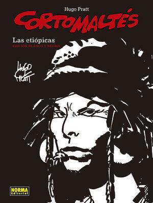 CORTO MALTES. LAS ETIOPICAS (B;N)