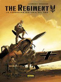 THE REGIMENT. LA VERDADERA HISTORIA DEL SAS