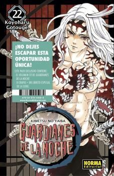 GUARDIANES DE LA NOCHE 22 ED. ESPECIAL