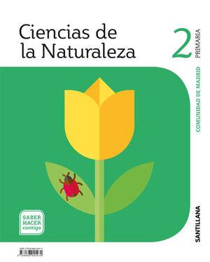 CIENCIAS DE LA NATURALEZA MADRID 2 PRIMARIA SABER HACER CONTIGO
