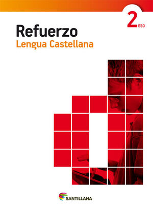 CUADERNO REFUERZO LENGUA CASTELLANA 2 ESO
