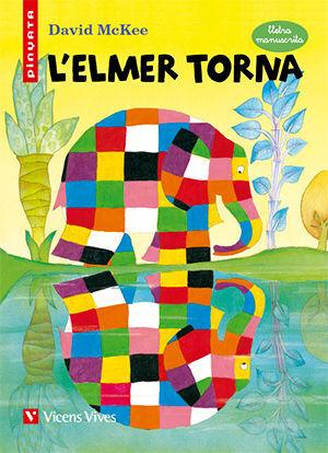 L'ELMER TORNA (MANUSCRITA) PINYATA