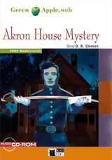 AKRON HOUSE MYSTERY+CD-ROM (FW)
