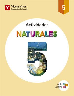 NATURALES 5 ACTIVIDADES (AULA ACTIVA)