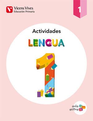 LENGUA 1 ACTIVIDADES (1.1-1.2-1.3) AULA ACTIVA