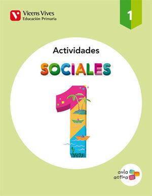 SOCIALES 1 ACTIVIDADES (AULA ACTIVA)