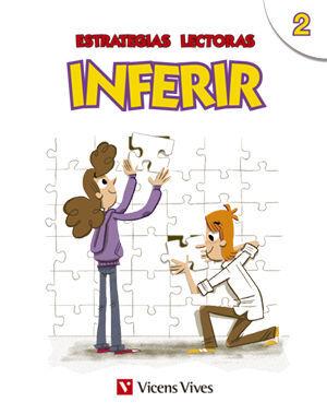 ESTRATEGIAS LECTORAS: INFERIR 2