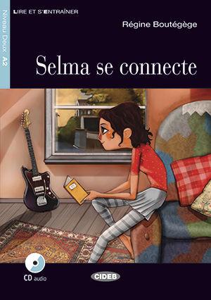 SELMA SE CONNECTE+CD