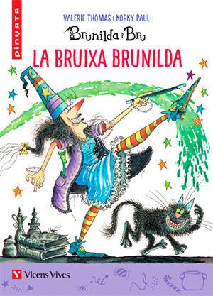 LA BRUIXA BRUNILDA (PINYATA)