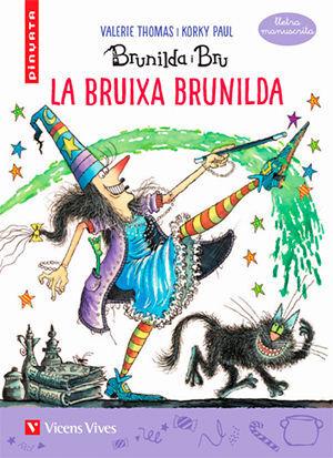 LA BRUIXA BRUNILDA (MANUSCRITA)