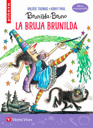 LA BRUJA BRUNILDA (MANUSCRITA)