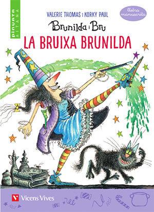 LA BRUIXA BRUNILDA MANUSCRITA (PINYATA-AITANA)