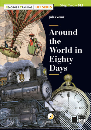 AROUND THE WORLD IN EIGHTY (FREE AUDIO) L. SKILLS