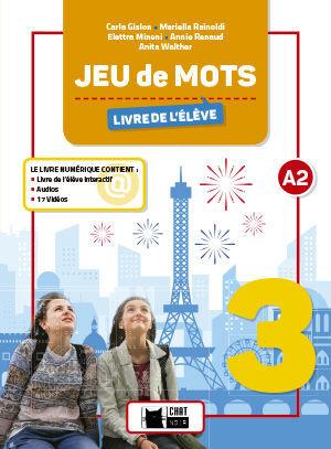 JEU DE MOTS 3 LIVRE DE L'ELEVE