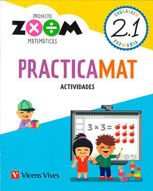 PRACTICAMAT 2 ACTIVIDADES TRIM (ZOOM)