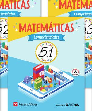 MATEMATICAS COMPETENCIALES 5 TRIM (ZOOM)