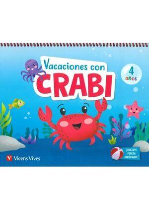 VACACIONES CON CRABI (4 A?OS)