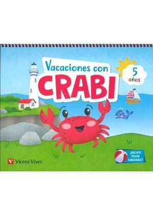VACACIONES CON CRABI (5 A?OS)