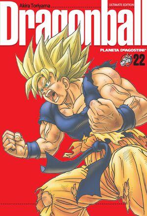DRAGON BALL Nº 22/34 PDA