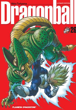 DRAGON BALL Nº 26/34 PDA
