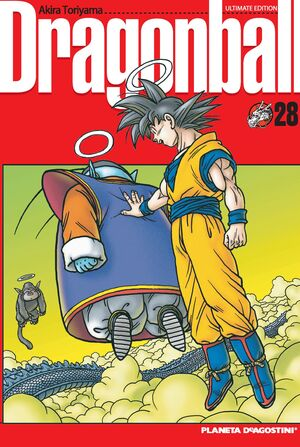 DRAGON BALL Nº 28/34 PDA
