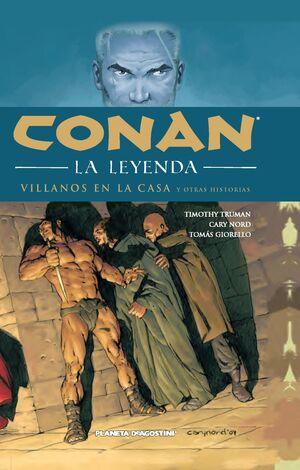 CONAN LA LEYENDA Nº 05/12