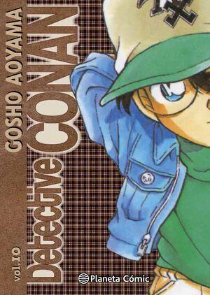 DETECTIVE CONAN Nº 10