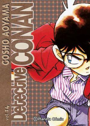 DETECTIVE CONAN Nº 14