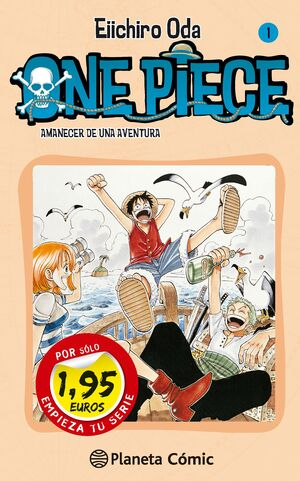 MM ONE PIECE Nº 01 1,95