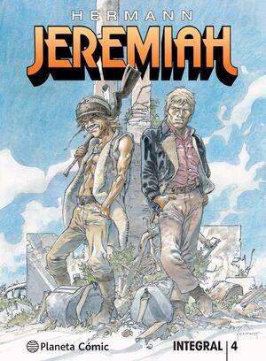 JEREMIAH INTEGRAL Nº 04