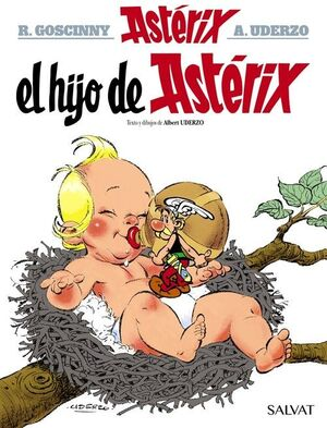 EL HIJO DE ASTÉRIX