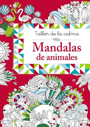 TALLER DE LA CALMA. MANDALAS DE ANIMALES