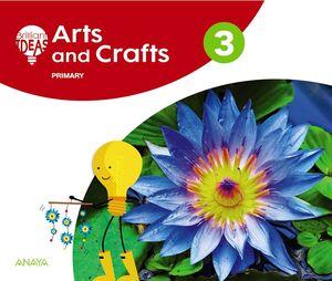 ARTS AND CRAFTS 3. PUPIL'S BOOK + PORTFOLIO