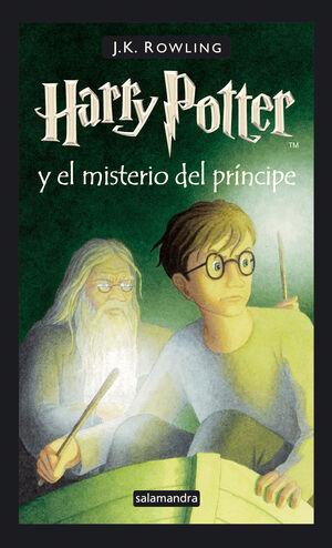 HARRY POTTER Y EL MISTERIO DEL PRINCIPE (HARRY POTTER 6)