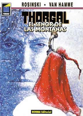 PAN 20 THORGAL 15 SEÑOR DE LAS MONTAÑA