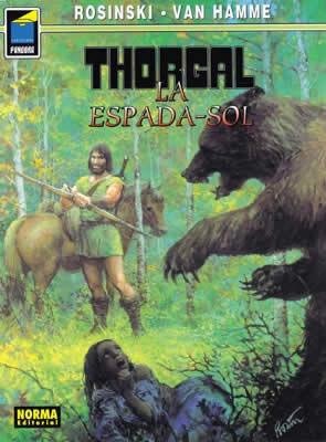 PAN 37 THORGAL 18 LA ESPADA-SOL