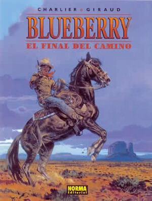 BLUEBERRY 26 EL FINAL DEL CAMINO